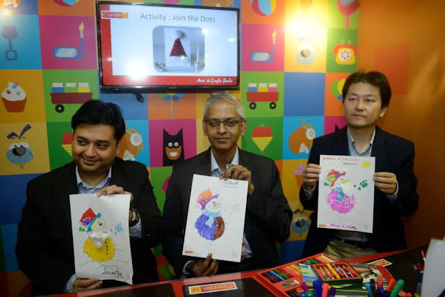 Kokuyo Camlin & KidZania unveil co-branded products