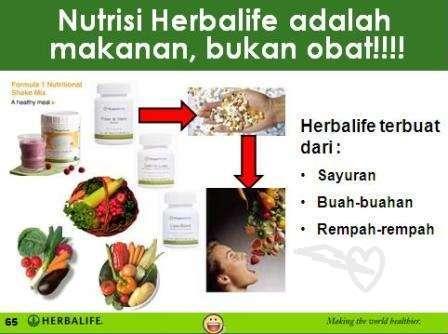 Diet Cepat Menurunkan Berat Badan I Herbalife Shakei Kurus I Produk