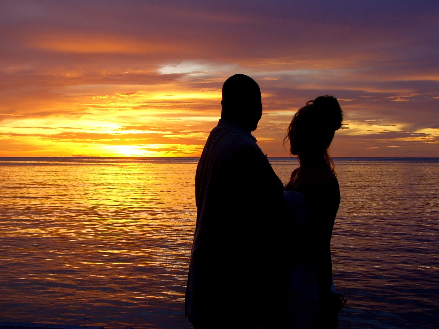 photo of Trinbago beach wedding package Tobago