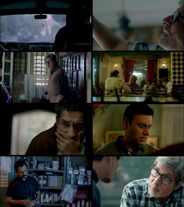 TE3N 2016 Hindi 480p DVDRip