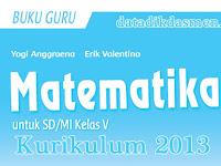 Buku Matematika Kelas 5 Kurikulum 2013 Tahun Pelajaran 2018 - 2019