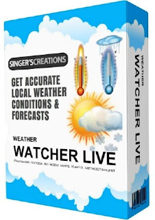 Weather Watcher Live 7.2.61 with Patch, License Key Full Version Free Download