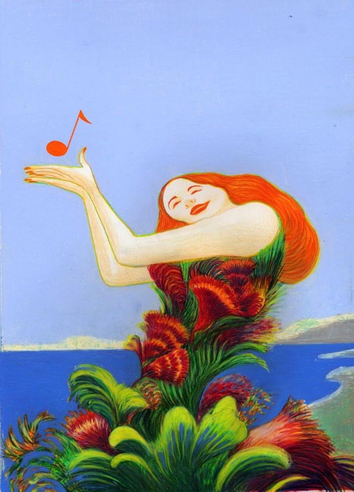 Итальянский художник и иллюстратор