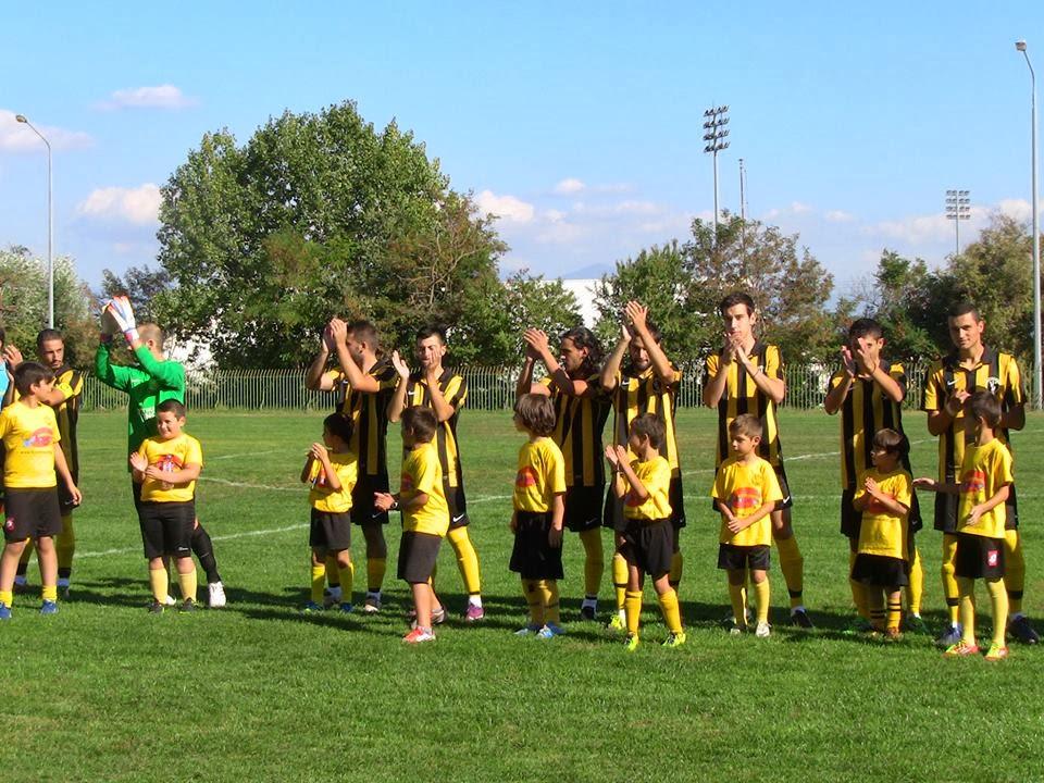 Ανακοινώνεται το εβδομαδιαίο πρόγραμμα προπονήσεων της Ακαδημίας  Ποδοσφαίρου της Α.Ε. Κοζάνης για την σαιζόν 2013-14. Όλες οι προπονήσεις  γίνονται στα ... 8d314161edb
