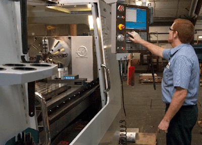 Lập trình CNC hay vận hành CNC?