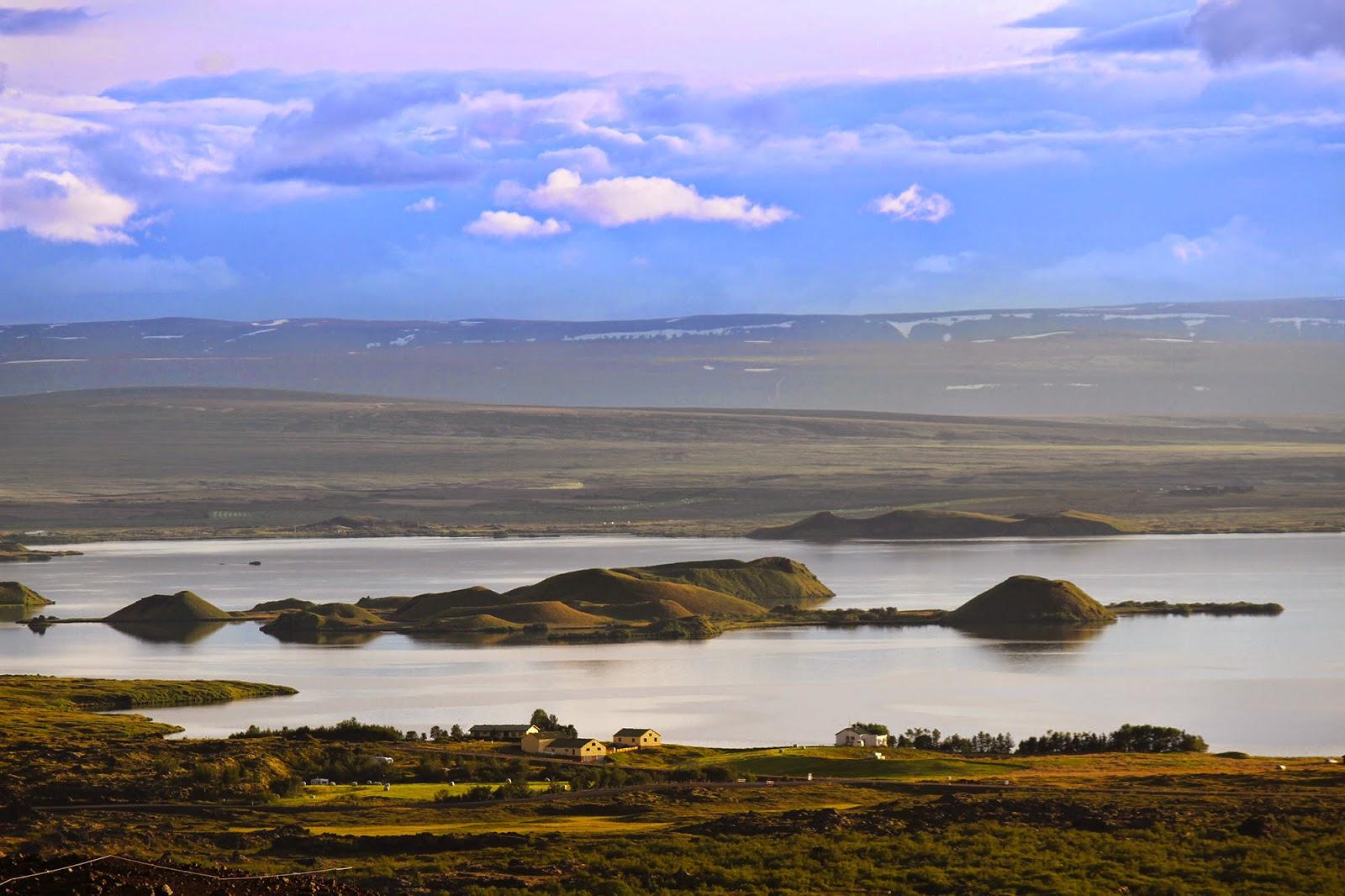 Visitar MYVATN e os seus vulcões, um lugar dos deuses | Islândia