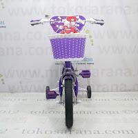 Sepeda Anak United Pom Pom 12 Inci
