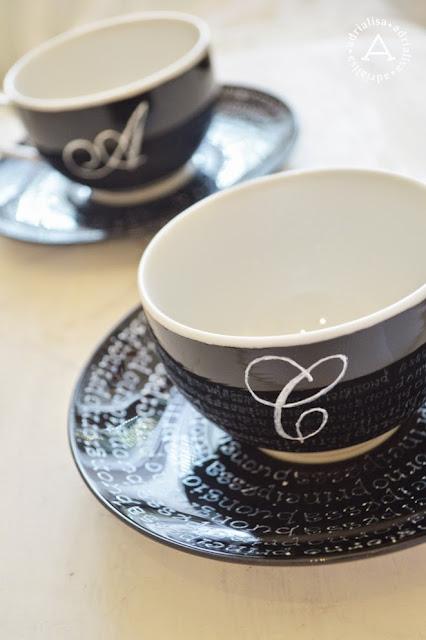 tazze da tea