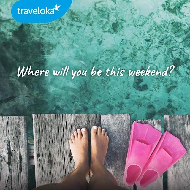 Traveloka Fly & Win CNY Contest