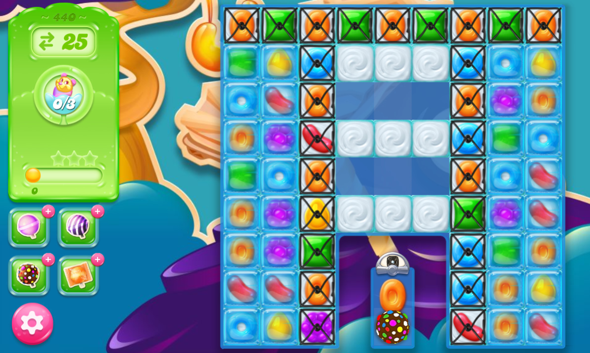Candy Crush Jelly Saga 440