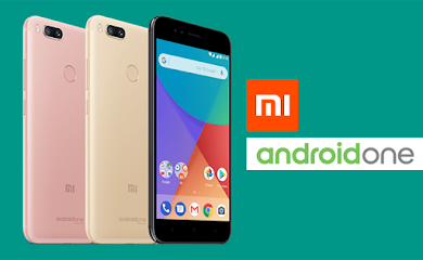 Spesifikasi dan Harga Xiaomi Mi A1