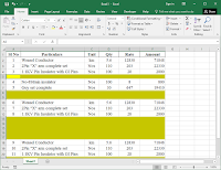 MS Excel: Easiest Way to Delete All Blank Cells or Row, how to delete all blank cells in MS Excel, excel delete all blank cell, delete all blank row column, Microsoft Excel, shortcut key to delete all blank cells, excel 2007, excel 2010, excel 2016, delete all cell, remove all blank cells, delete blank cells in excel, excel sheet blank cell remove, new shortcut key of ms excel, select all blank cell, one click to delete all blank cells, delete all blank cells at once,