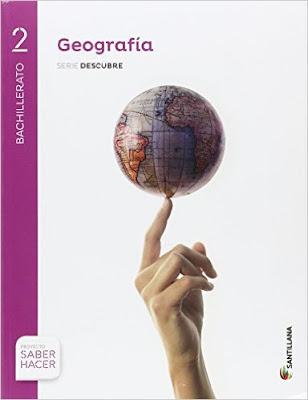 Geografía Serie Descubre 2 Bto Saber Hacer PDF