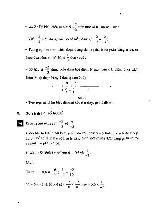 Trang 7 sach Sách Giáo Khoa Toán Lớp 7 Tập 1