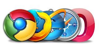 Artikel Mengenai Macam-Macam Web Browser yang Dapat digunakan