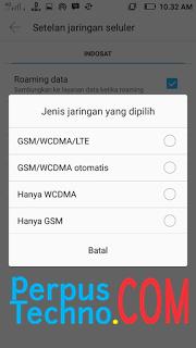 Cara Mudah Mengubah Jaringan 3G Menjadi 4G LTE di Android
