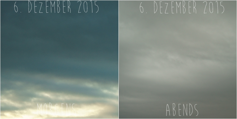 Blog + Fotografie by it's me! - Himmel am 6.12.2015
