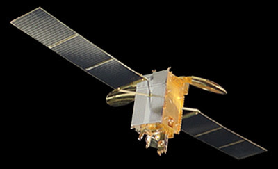 Artist's rendering of Belintersat-1 satellite in space. Image Credit: CASC