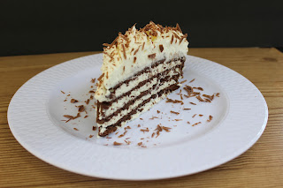 Chocolate Icebox Cake