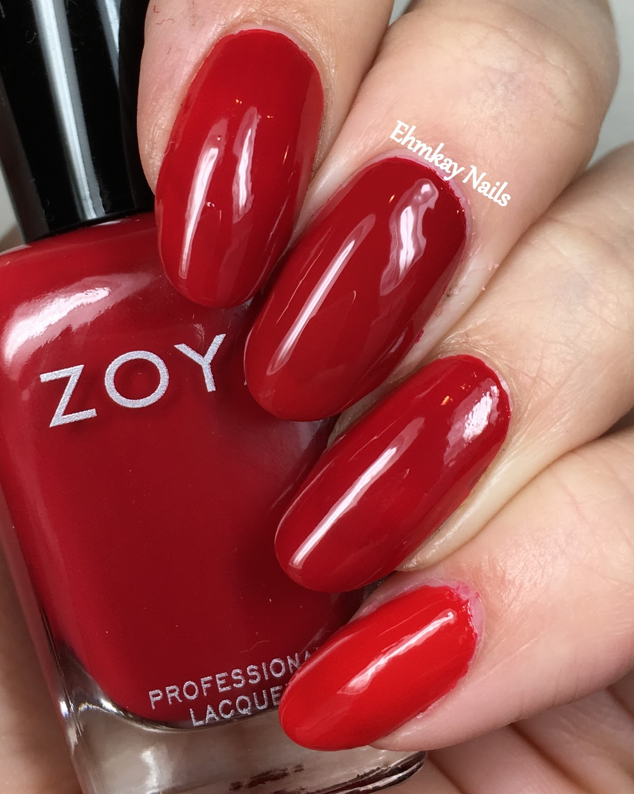 Zoya Nail Polish Hannah - To Bend Light