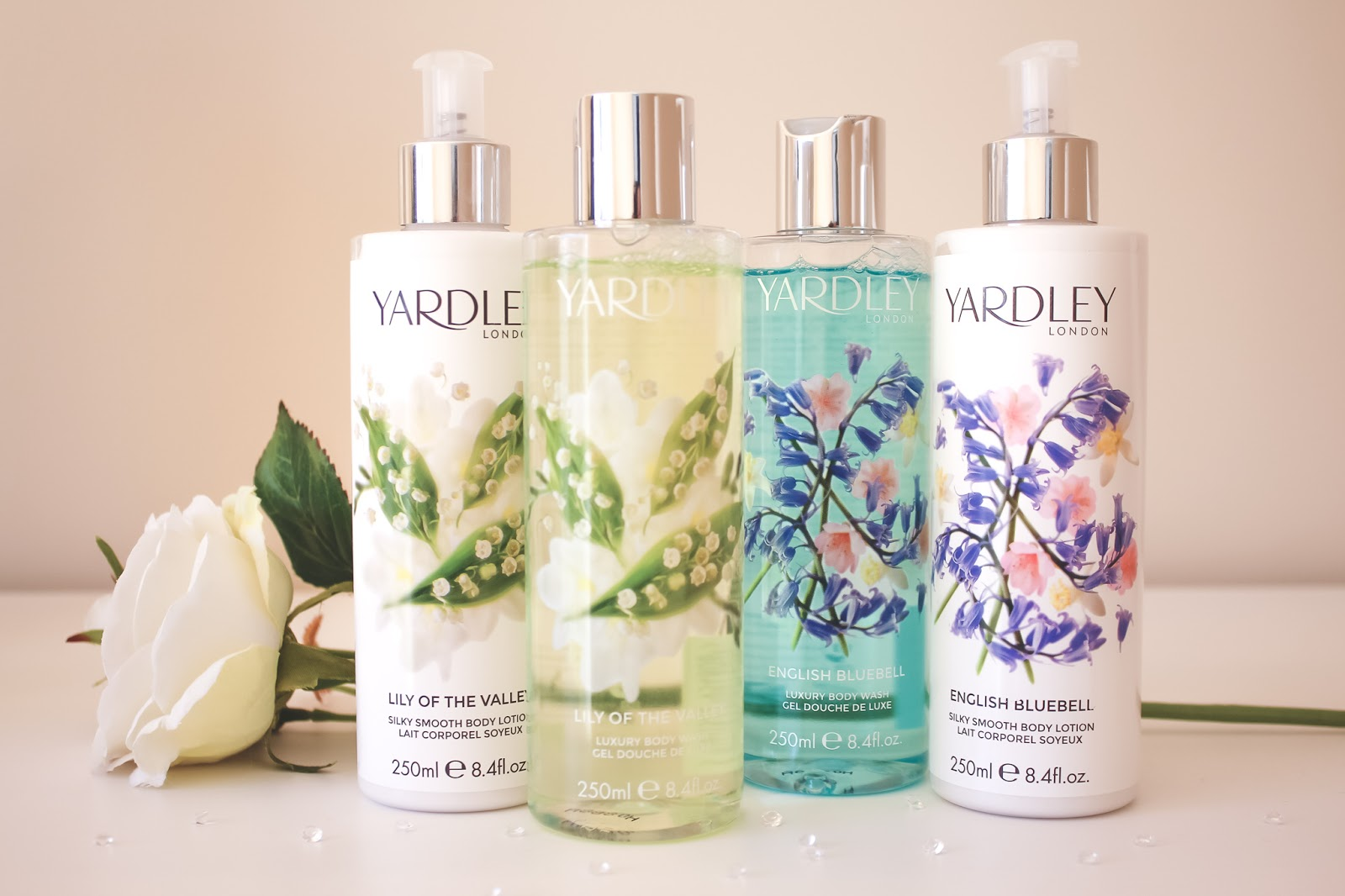 Yardley London Lily Of The Valley And English Bluebell - 1