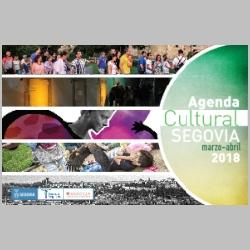 Agenda Cultural de Segovia MARZO ABRIL 2018