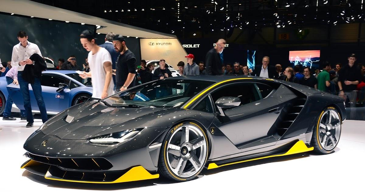Inilah Mobil Sport Termahal yang Dijual Secara Umum Saat Ini ...