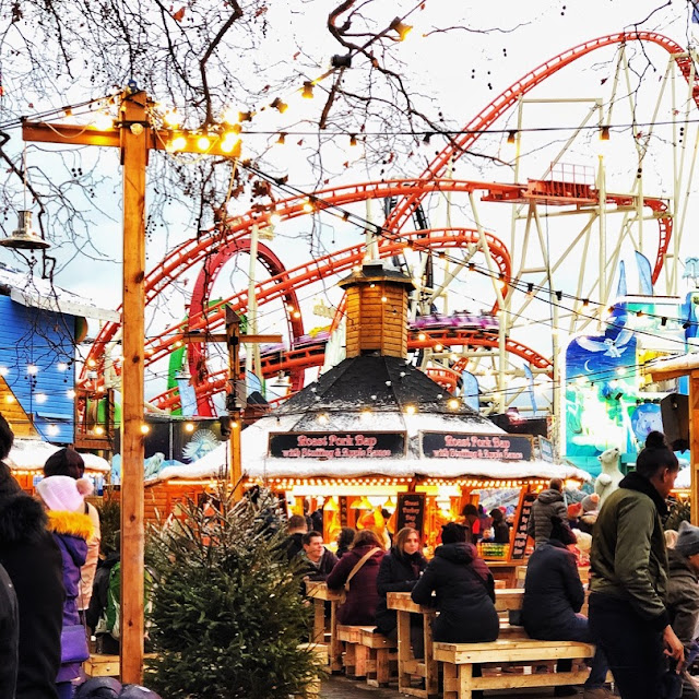 Winter Wonderland London 2017
