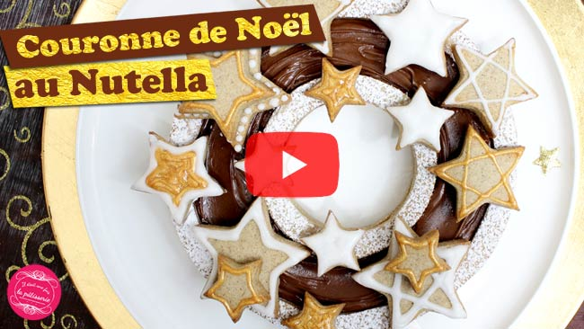 video recette noel nutella