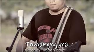 "Lagu Toraja ""Tomangura"" Rhonny Tibaen Ballo"