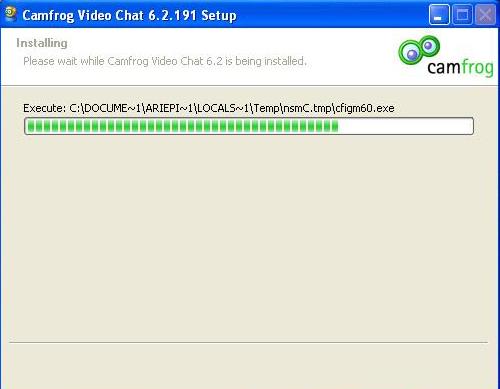 Install Camfrog 6.2