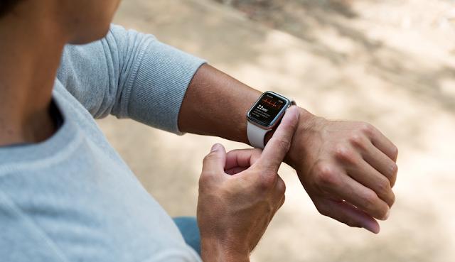 تطبيق ECG الخاص بـ Apple Watch وإشعارات عدم انتظام ضربات القلب الافضل لصحتك