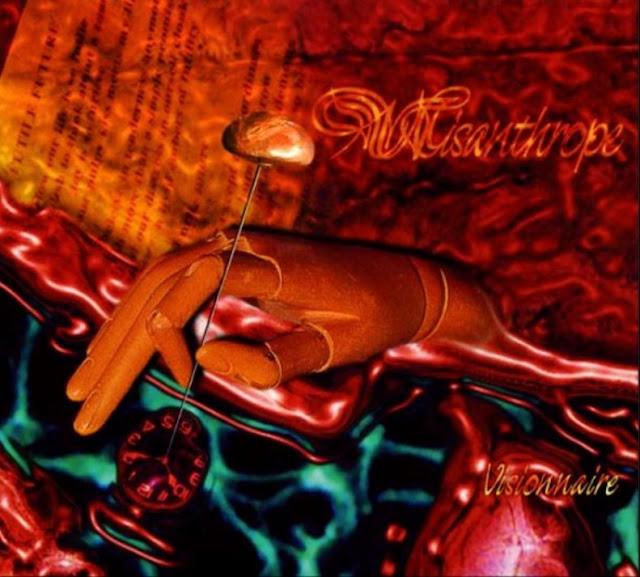 MISANTHROPE VISIONNAIRE INTERVIEW LE SCRIBE DU ROCK METAL FRANCAIS
