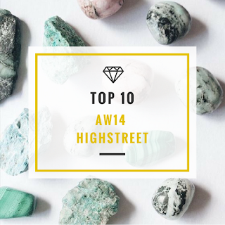 Top 10 AW14 Highstreet Jewellery Buys - Jewellery Blog - Jewellery Curated