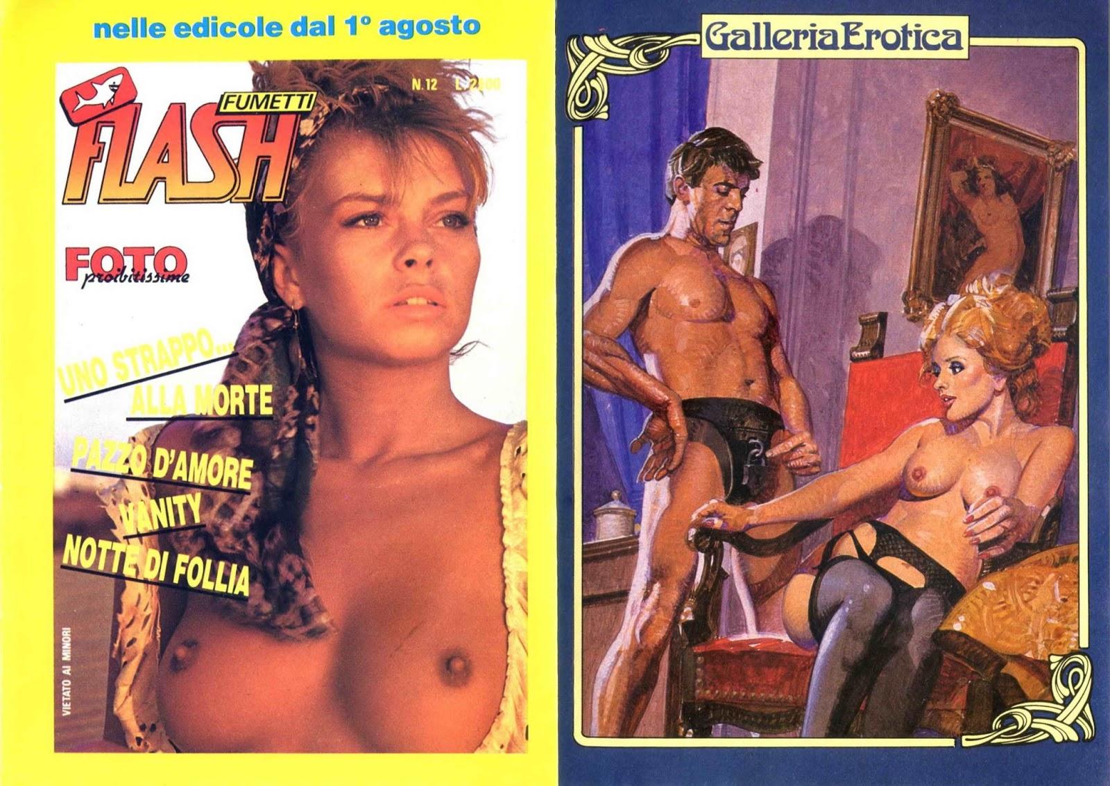 Erotic fairy tale