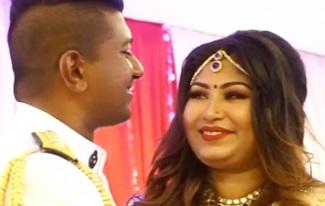 Wedding Reception | Capt Nageswarar & Subashini