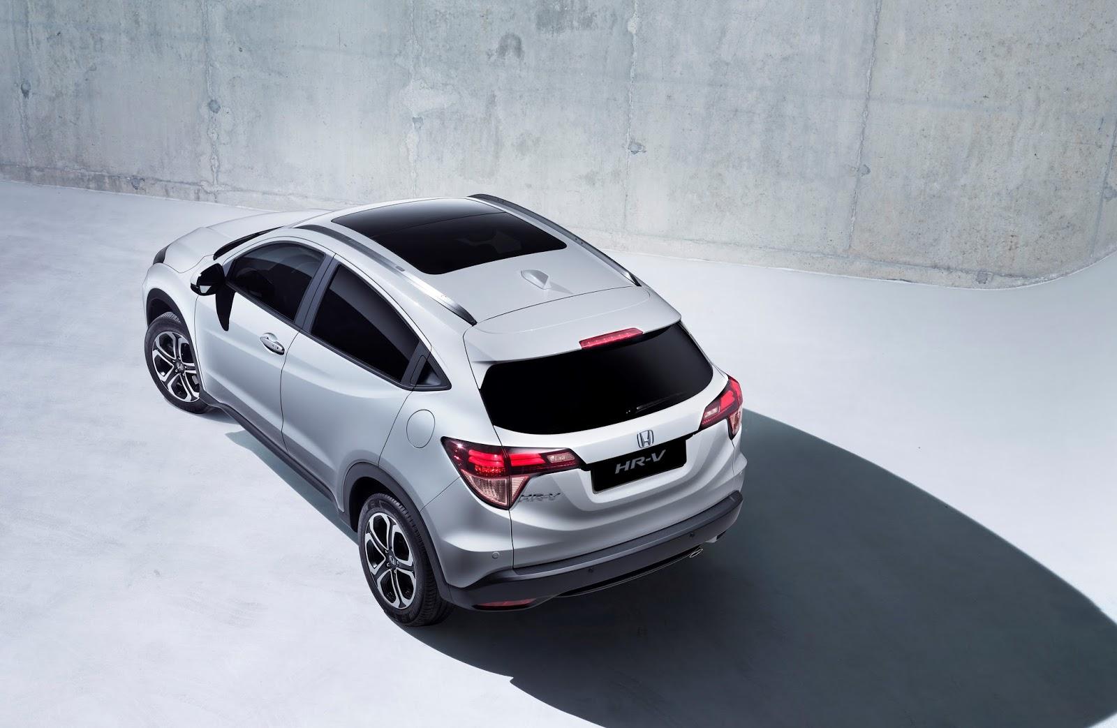 40676 2015 Honda HR V Όλες οι λεπτομέρειες για το νέο Honda HR-V Honda, Honda HR-V, HR-V, SUV