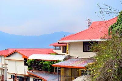 Summit Ttakshang Residency Hotel & Spa is situated at the beautiful location of Gangtok.