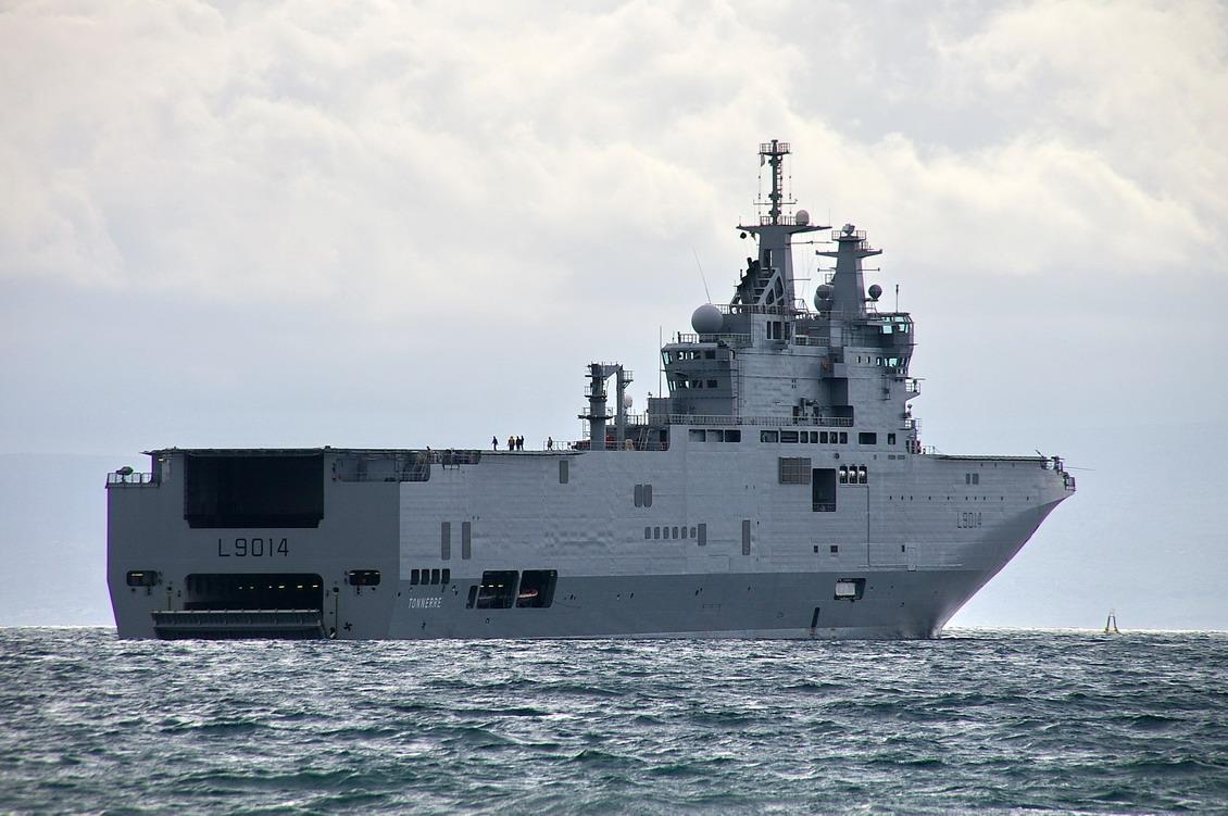 Naval Open Source INTelligence French BPC Amphibious