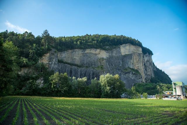 Rund ums Ellhorn  Wanderung Balzers  Fürstentum Liechtenstein 05