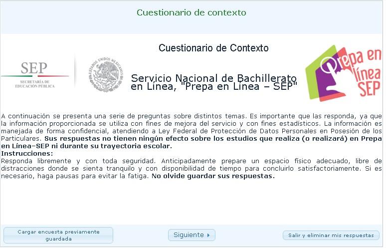 PrepaenlineaSEP/ e-ducacion: Credencial