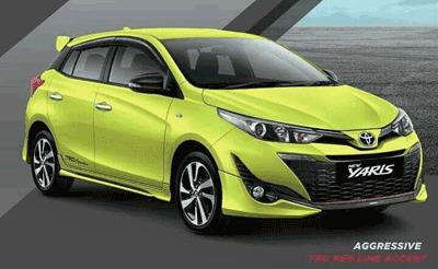 Promo Kredit Toyota Yaris Murah 2018