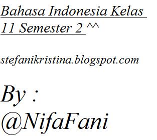 Jawaban Soal Bahasa Indonesia Kelas 10 Hal 153