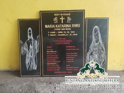 Jual Bongpay Marmer Dan Granit, Bongpay Kristen