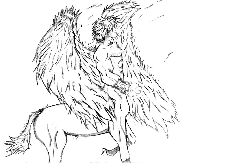 Wings Of Centaur Από Τον Passlight