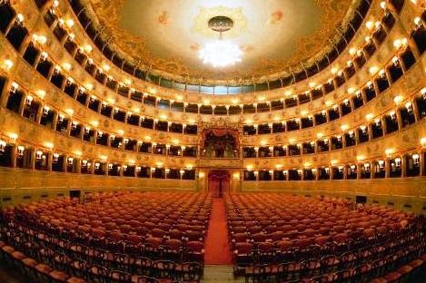 teatro la fenice venecia italia