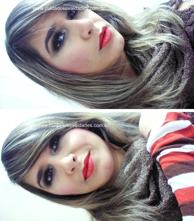 Avon Beijo Apaixonado (Vermelho)
