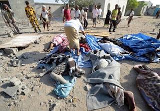 πρόταση διακοπής της στρατιωτικής βοήθειας στην Υεμένη