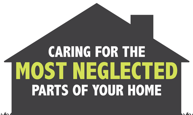 Caring for the Most Neglected Parts of your Home