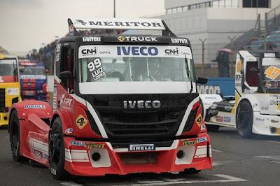 IVECO COPA TRUCK
